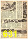 1940 Sears Fall Winter Catalog, Page 631