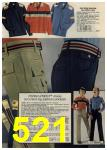 1979 Sears Fall Winter Catalog, Page 521