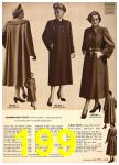 1949 Sears Spring Summer Catalog, Page 199