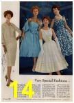 1959 Sears Spring Summer Catalog, Page 14