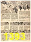 1956 Sears Fall Winter Catalog, Page 1393