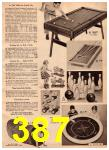 1961 Montgomery Ward Christmas Book, Page 387