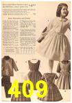 1963 Sears Fall Winter Catalog, Page 409
