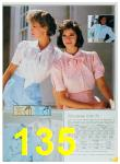 1985 Sears Spring Summer Catalog, Page 135