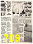 1981 Sears Spring Summer Catalog, Page 709