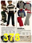 1982 Sears Fall Winter Catalog, Page 378