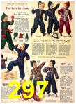 1940 Sears Fall Winter Catalog, Page 297