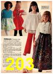 1972 JCPenney Christmas Book, Page 203