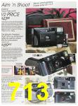 1988 Sears Fall Winter Catalog, Page 713