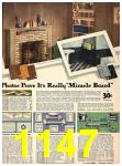 1940 Sears Fall Winter Catalog, Page 1147