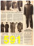 1956 Sears Fall Winter Catalog, Page 591