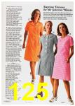 1972 Sears Spring Summer Catalog, Page 125