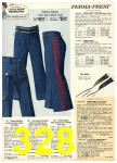 1976 Sears Fall Winter Catalog, Page 328