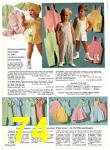 1969 Sears Spring Summer Catalog, Page 74
