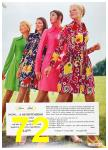 1972 Sears Spring Summer Catalog, Page 72