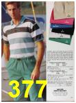 1991 Sears Spring Summer Catalog, Page 377