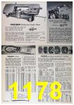 1964 Sears Fall Winter Catalog, Page 1178