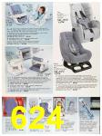 1988 Sears Fall Winter Catalog, Page 624