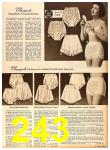 1958 Sears Fall Winter Catalog, Page 243