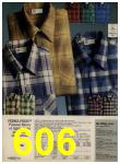 1979 Sears Fall Winter Catalog, Page 606