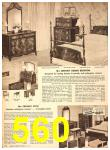1949 Sears Spring Summer Catalog, Page 560