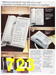1988 Sears Fall Winter Catalog, Page 723