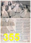 1957 Sears Spring Summer Catalog, Page 355