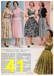 1957 Sears Spring Summer Catalog, Page 41