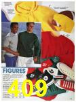 1988 Sears Fall Winter Catalog, Page 409
