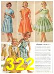 1962 Montgomery Ward Spring Summer Catalog, Page 322