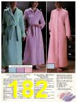 1983 Sears Fall Winter Catalog, Page 182