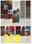 1958 Sears Fall Winter Catalog, Page 338