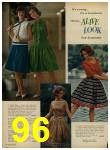 1962 Sears Spring Summer Catalog, Page 96