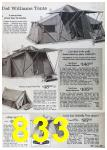 1964 Sears Fall Winter Catalog, Page 833