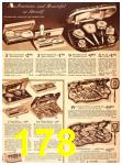 1940 Sears Fall Winter Catalog, Page 178