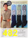 1973 Sears Spring Summer Catalog, Page 482