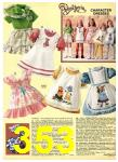 1977 Sears Spring Summer Catalog, Page 353