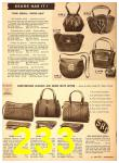 1949 Sears Spring Summer Catalog, Page 233