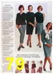 1964 Sears Fall Winter Catalog, Page 79