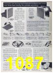 1967 Sears Spring Summer Catalog, Page 1087