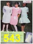 1988 Sears Spring Summer Catalog, Page 543