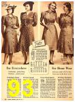 1940 Sears Fall Winter Catalog, Page 93