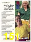 1980 Sears Spring Summer Catalog, Page 151