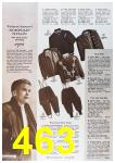 1964 Sears Fall Winter Catalog, Page 463