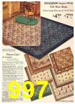 1940 Sears Fall Winter Catalog, Page 997