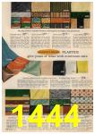 1961 Sears Spring Summer Catalog, Page 1444