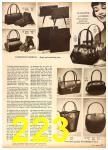 1958 Sears Fall Winter Catalog, Page 223