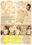 1956 Sears Fall Winter Catalog, Page 433