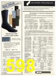 1982 Sears Fall Winter Catalog, Page 598