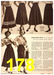 1949 Sears Spring Summer Catalog, Page 178